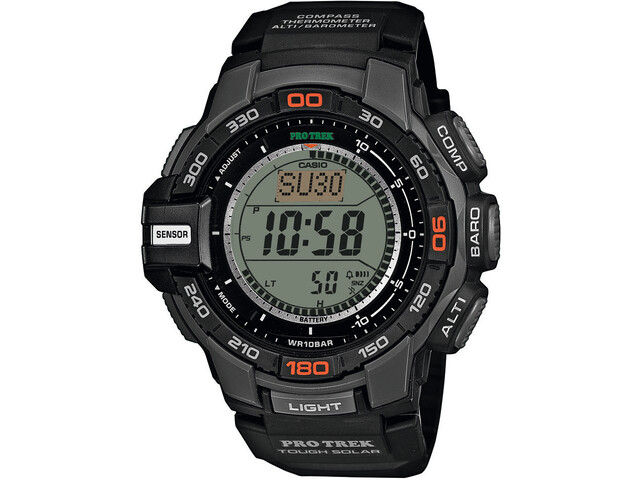 CASIO PRO TREK PRG-270-1ER Watch Men black/black/grey